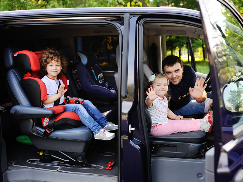 safe transport of children / elderly